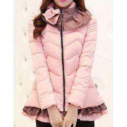 Farebné aj jednofarebné dámske zimné bundy