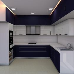 Vstavane kuchyne na mieru využijú každý centimeter priestoru