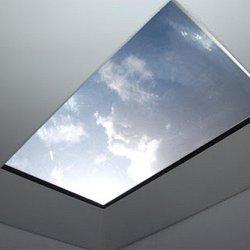 Strešné okno bez kľučky