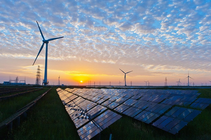 Solarne panely pre krajinu